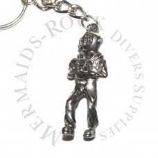 Mark-V Diver Key Chain