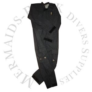 DENIM DIVING COVERALLS
