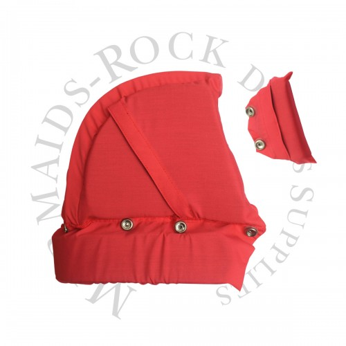 HAT LINER TYPE Red