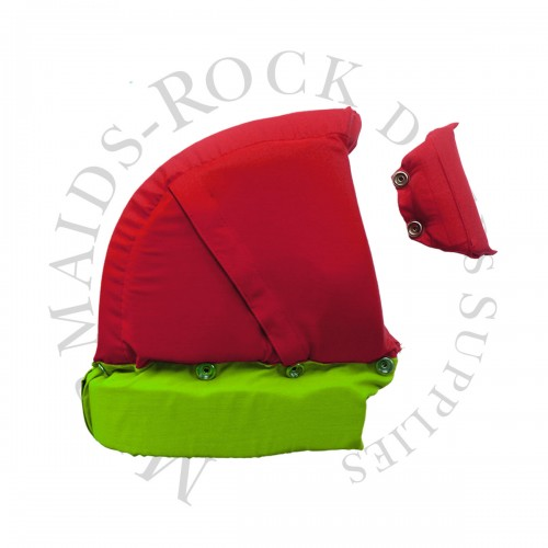 HAT LINER 27 Red Green